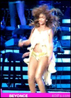 Beyonce flash