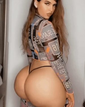 Fat Ass Latina Shake