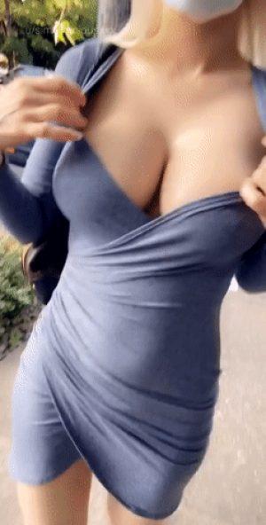 hot figure, hot boobs. just wow.