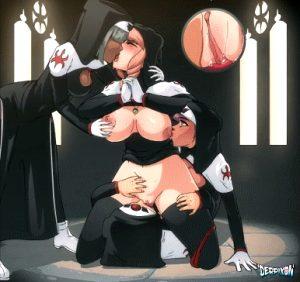 lesbian nuns