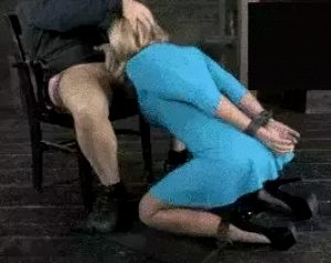 """MILF is now my slave. Originally """"mom is now my slave,"""" pinned by ss60455 on the board 00 My Captions."""