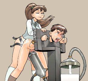 Pegging machine by Kamitora