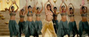 Rani Mukherjee dancing topless